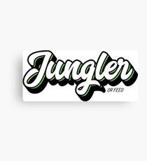 Jungler League of Legends Shirt Canvas Print