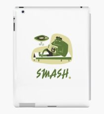 SMASH! iPad Case/Skin