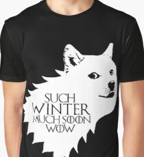 Ser Wow of House Doge (alt) Graphic T-Shirt