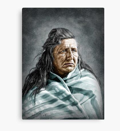 Pop-Kio-Wina (Short Arm) Canvas Print