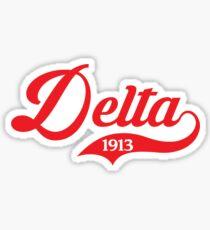 Pegatina Jersey Delta 1913
