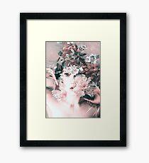 blooming 2 Framed Print