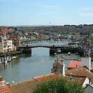 The Swing Bridge at Whitby by dougie1