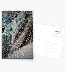 Crumpled Postcards
