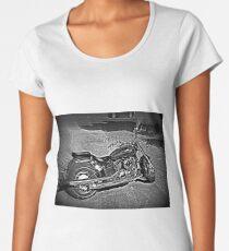 Yamaha V-Star 650 Classic Women's Premium T-Shirt