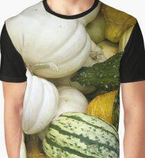 Fall Squashes Graphic T-Shirt