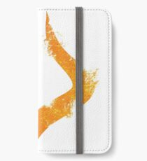 MTG - Hour of Devastation - Nicol Bolas - Magic the Gathering iPhone Wallet/Case/Skin