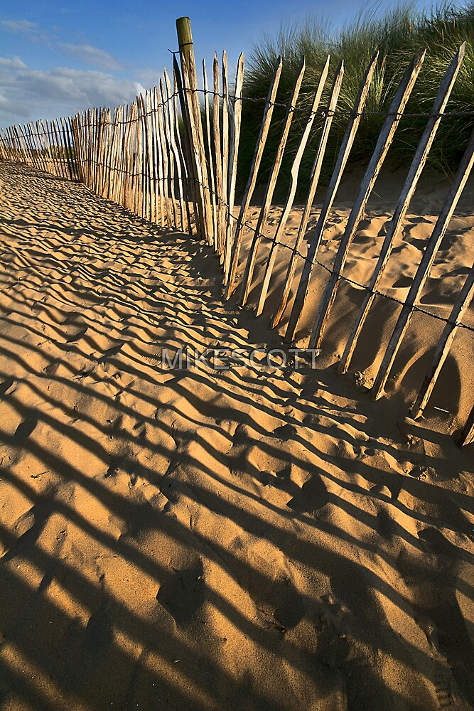 FORMBY SAND DUNES by MIKESCOTT