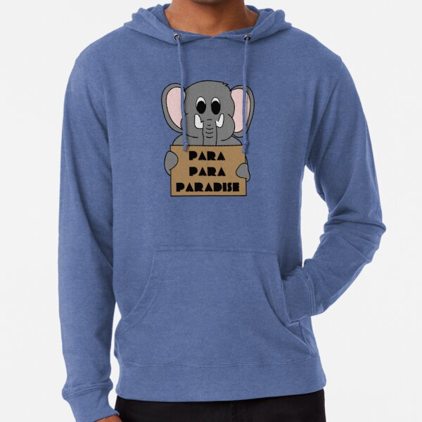 Paradies - Coldplay Leichter Hoodie
