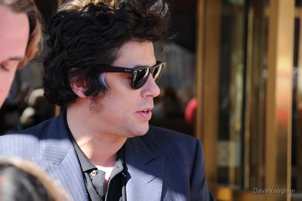 Benicio Del Toro  by DaveVaughan