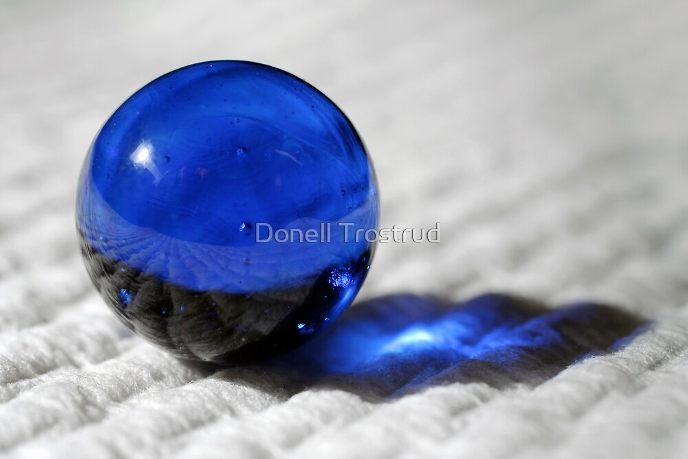 Blue One by Donell Trostrud