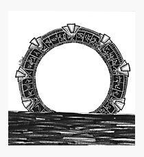 Stargate Atlantis Photographic Print