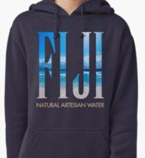 FIJI WATER Pullover Hoodie