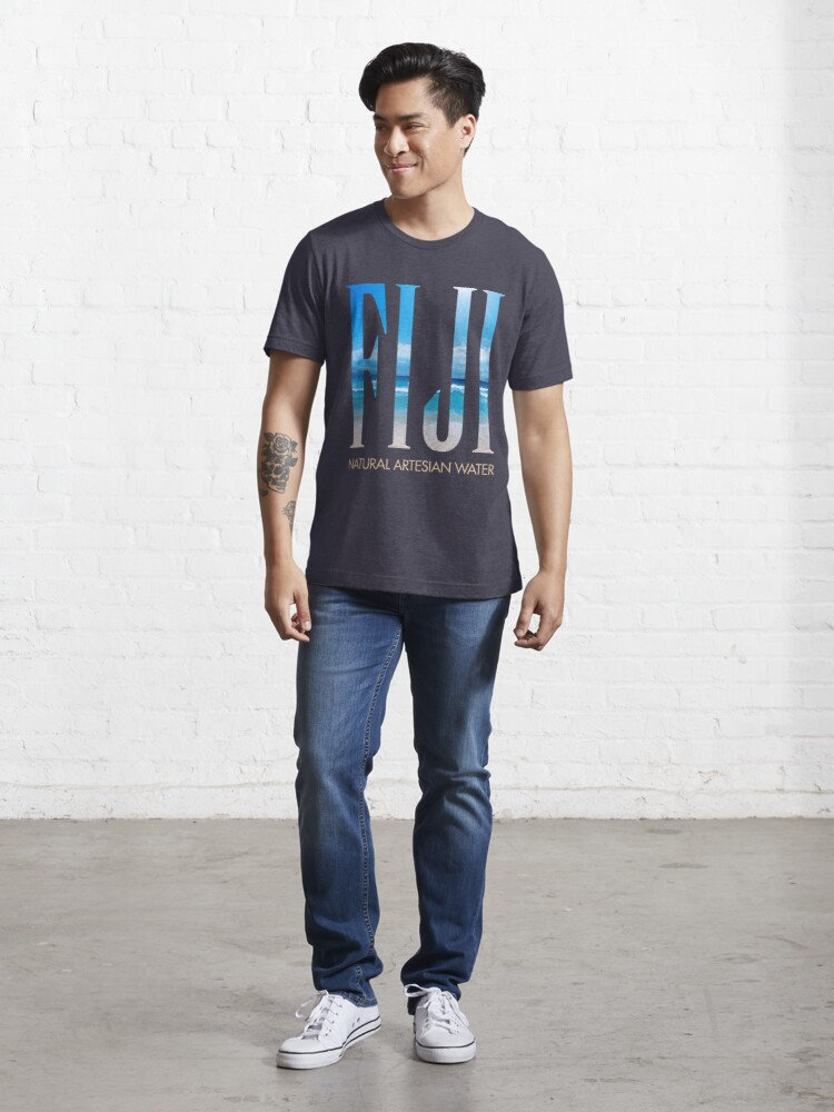 Alternate view of FIJI WATER Essential T-Shirt