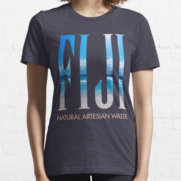 FIJI WATER Essential T-Shirt