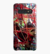 The Blackest Heart ♥  Case/Skin for Samsung Galaxy