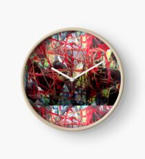 The Blackest Heart ♥  Clock