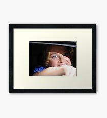 Rachel Blanchard Framed Print