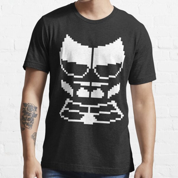Greater Dog Pixel Armor Essential T-Shirt