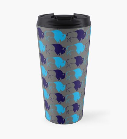 Buffalo Spirit Travel Mug
