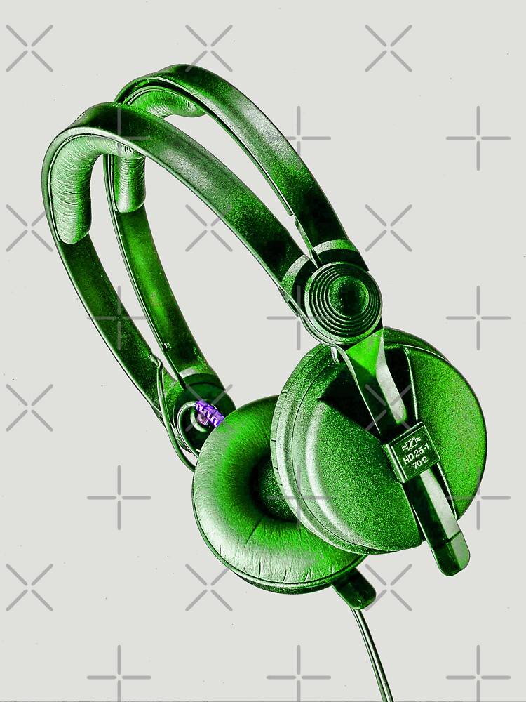 DJ Headphones by eyevoodoo
