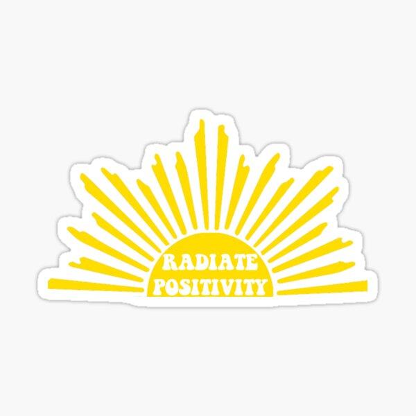 Positivity - Style 3 Sticker