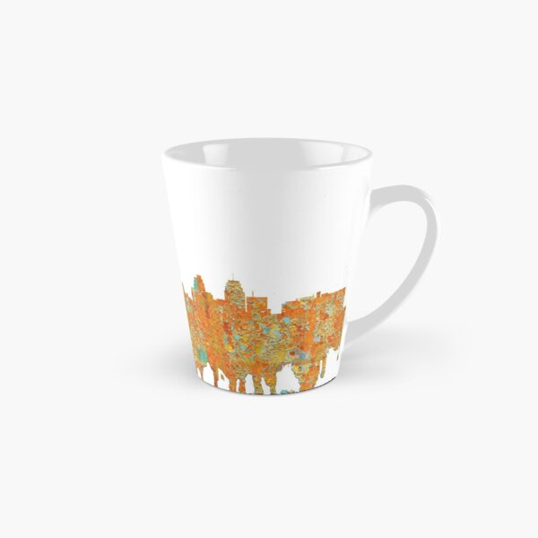 Kansas City, Missouri - Rust Tall Mug
