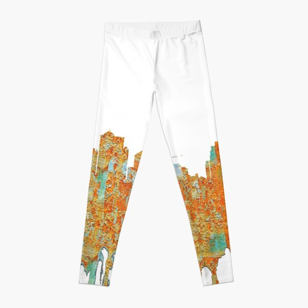 Kansas City, Missouri - Rust Leggings