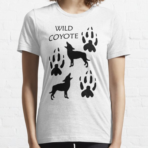 Coyote, design, Call of the Wild Essential T-Shirt