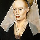 portrait of a lady by pucci ferraris