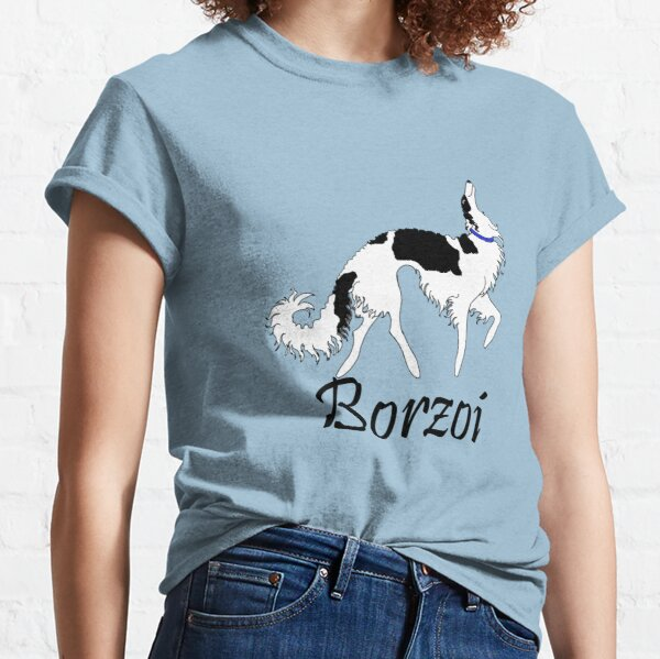 Tri Borzoi Classic T-Shirt