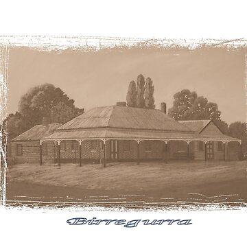 """""""Birregurra 1865"""" Victoria Australia by Ainslie1"""