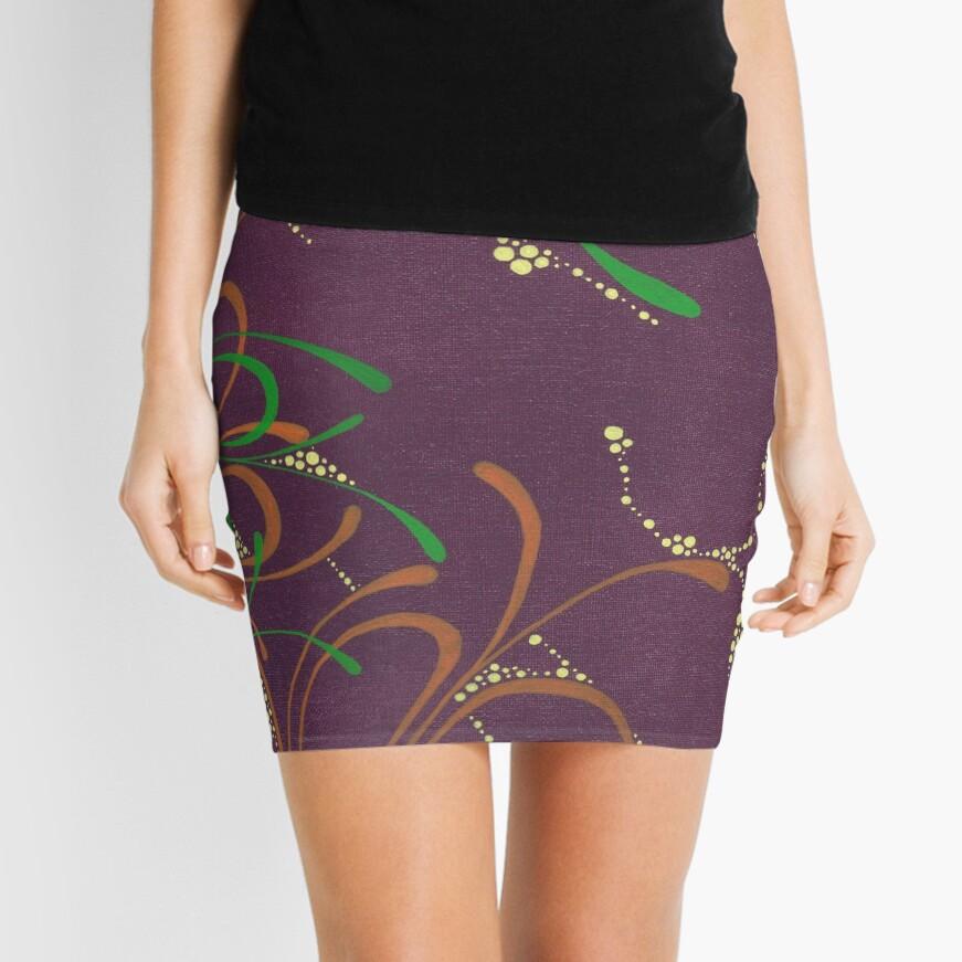 Chasing Fireflies Mini Skirt