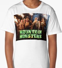 Mountain Monsters Long T-Shirt