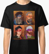 The Renaissance Ninja Artists Classic T-Shirt