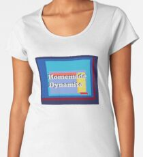 Homemade Dynamite Women's Premium T-Shirt
