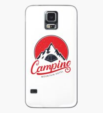 Going to the Mountains Case/Skin for Samsung Galaxy