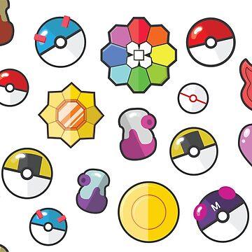Kanto Pattern by DiseasedBones