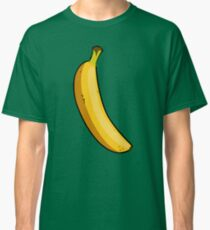 Cartoon Banana Classic T-Shirt