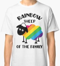 Rainbow Sheep Classic T-Shirt