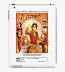 Maelstrom: Raiders of the Lost Ark Tribute iPad Case/Skin