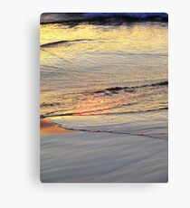 life layers Canvas Print