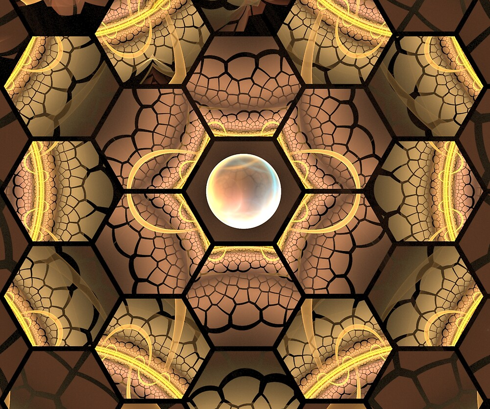 Cracking the Bee Hive by Heather Payson
