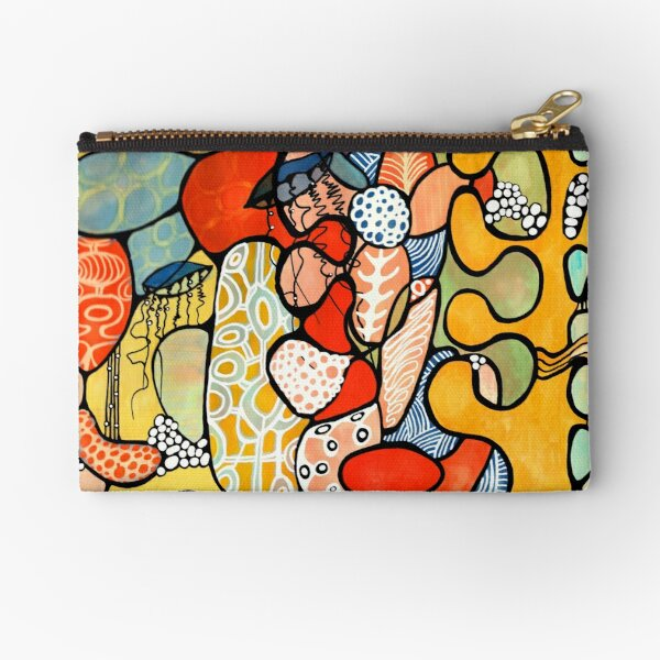 Jelly Baby Zipper Pouch