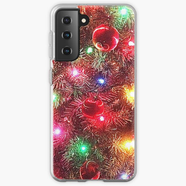Christmas Lights Samsung Galaxy Soft Case