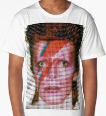 David Bowie Long T-Shirt