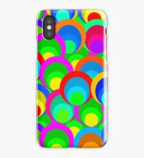 60s Background  iPhone Case