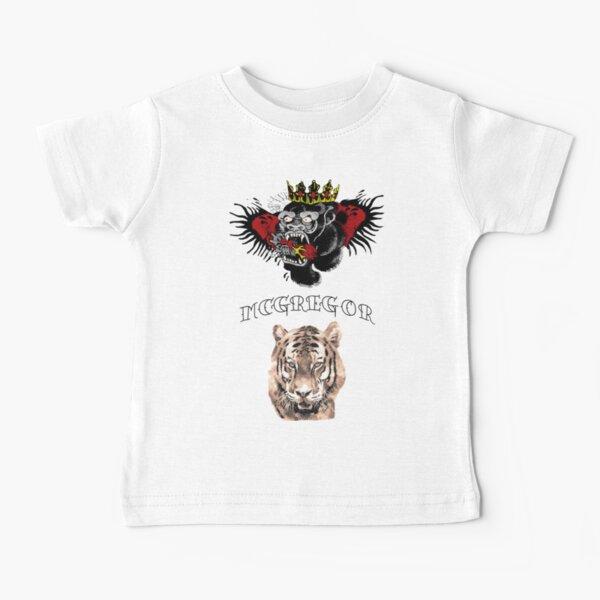 McGregor Tattoos Baby T-Shirt