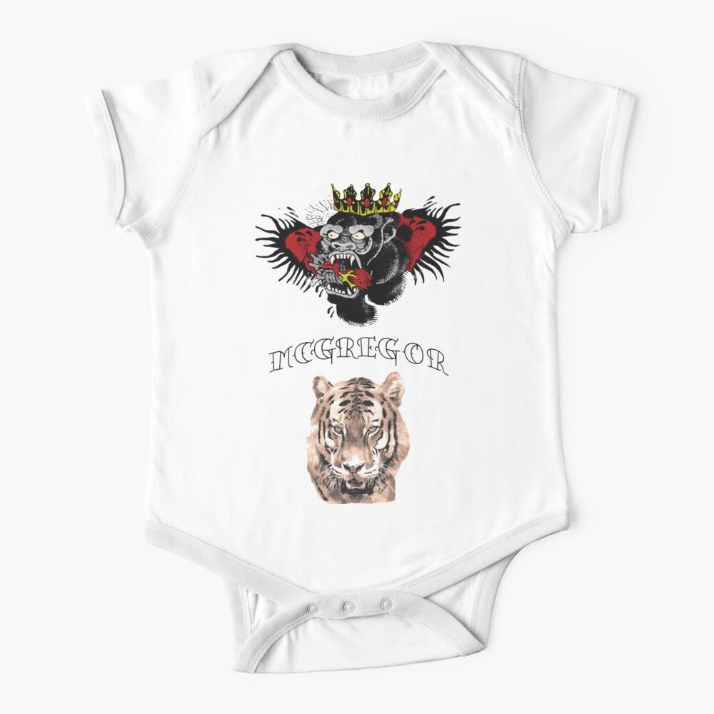 McGregor Tattoos Baby One-Piece