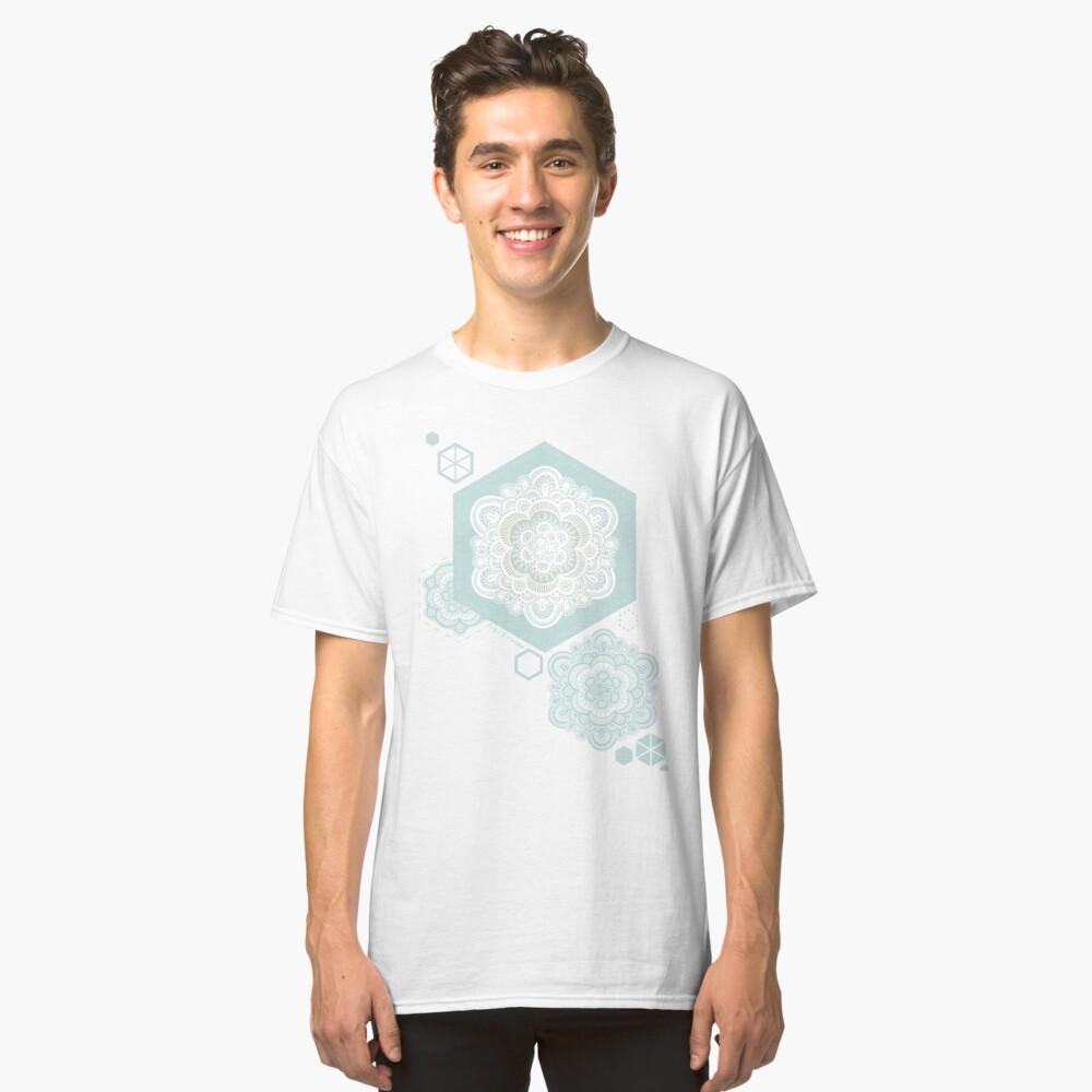 Floral Lace I Classic T-Shirt